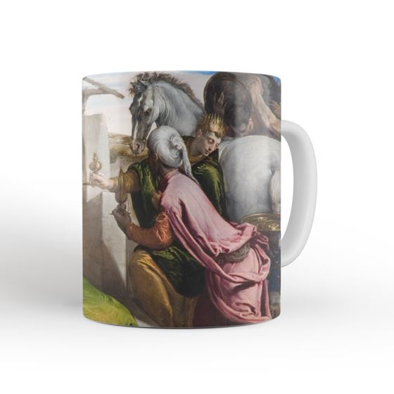 Jacopo Bassano the elder 'The Adoration of the Magi' mug