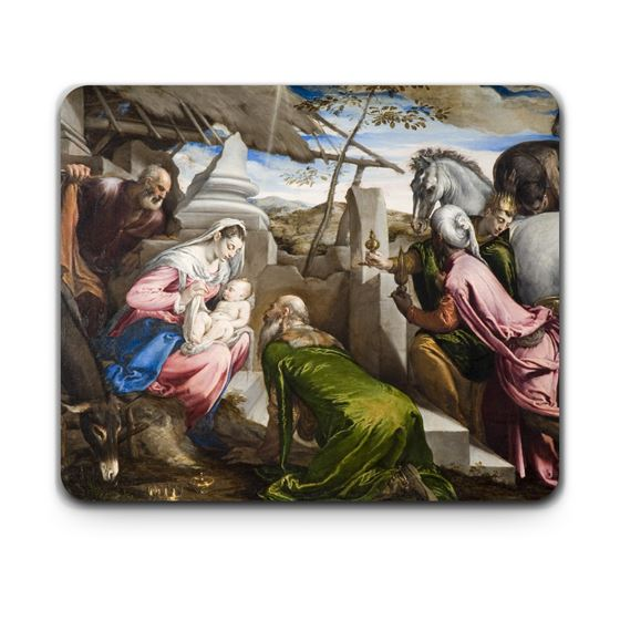 Jacopo Bassano the elder 'The Adoration of the Magi' placemat