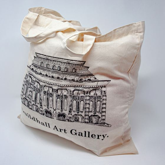 Guildhall Art Gallery tote bag