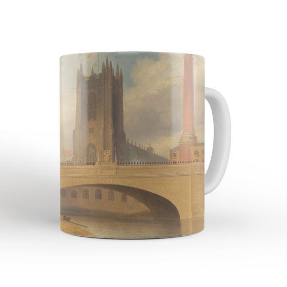 James Parry 'Victoria Bridge, Salford' mug