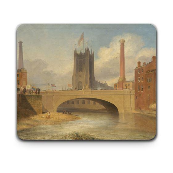 James Parry 'Victoria Bridge, Salford' placemat