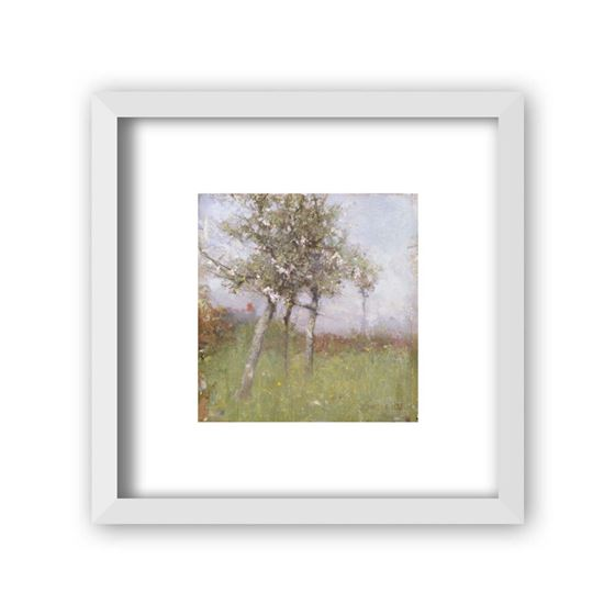 Apple Blossom by George Clausen