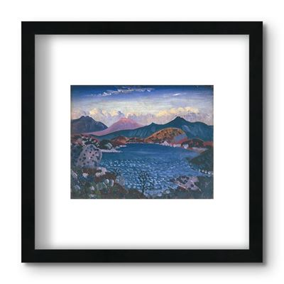 Bala Lake – framed print