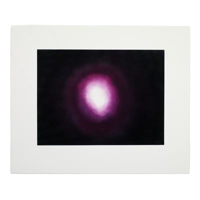 Anish Kapoor 'Glow for Maggie' 2020 limited edition print