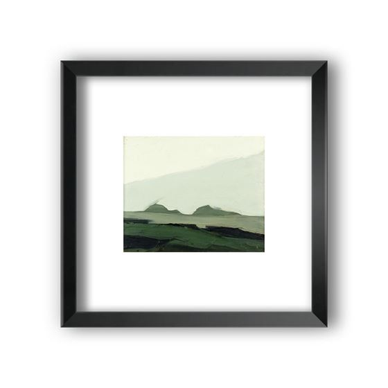Meadows, Mist and Mountains by Kyffin Williams