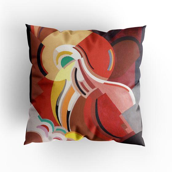 Mainie Jellett 'Composition' cushion