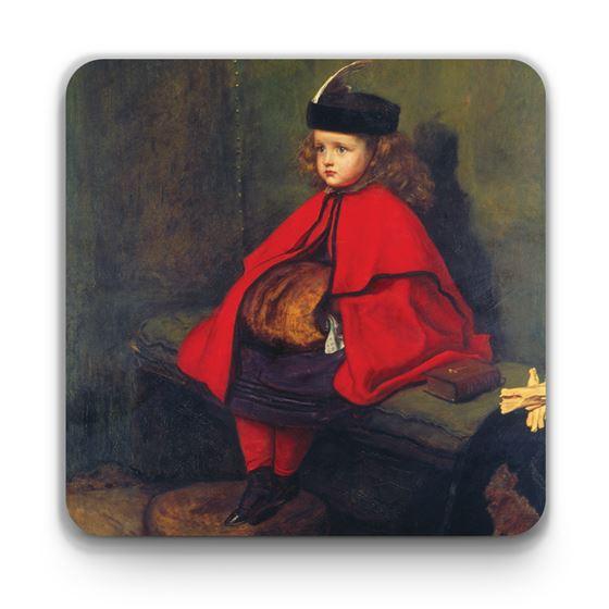 John Everett Millais 'My First Sermon' coaster