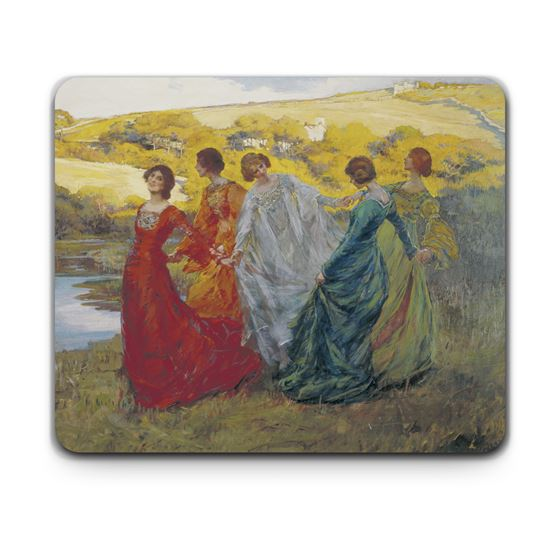 Elizabeth Adela Stanhope Forbes 'On a Fine Day' placemat