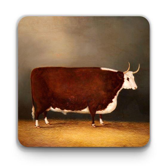 James Clark Senior 'Hereford Ox' coaster
