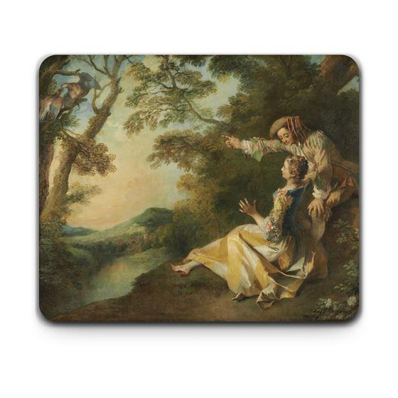 Nicolas Lancret 'Lovers in a Landscape' placemat