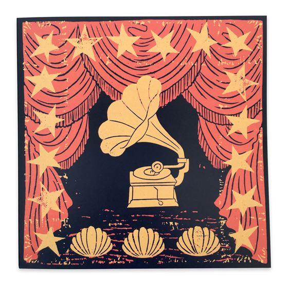 Noël Coward notecards – 3-piece set