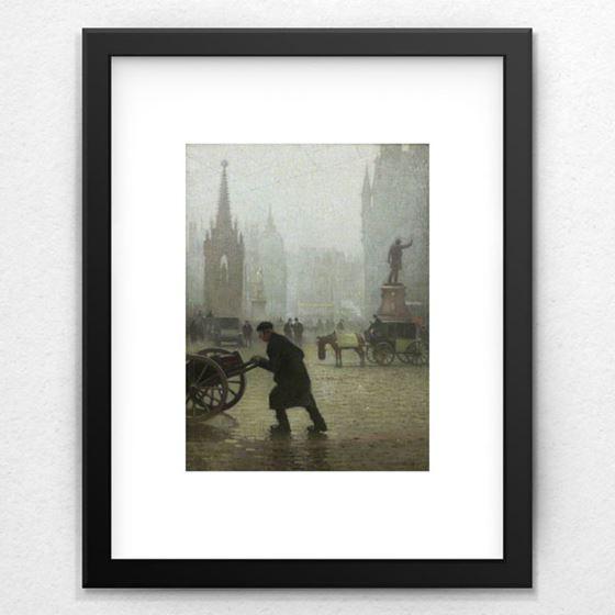 Albert Square, Manchester - 20mm Frame
