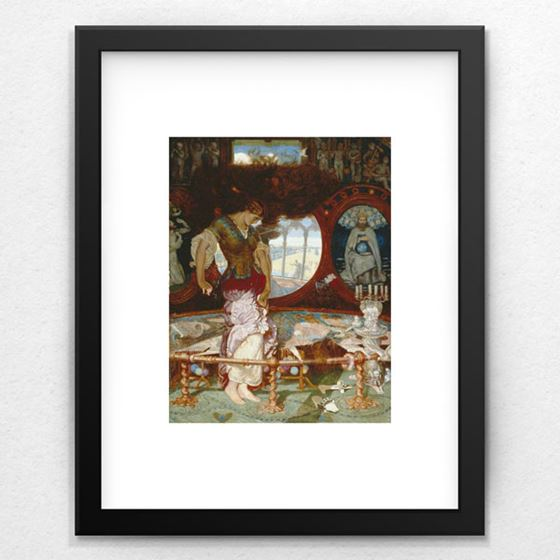 The Lady of Shalott - 20mm Frame