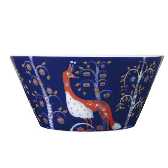 Taika Blue Bowl 0.6l