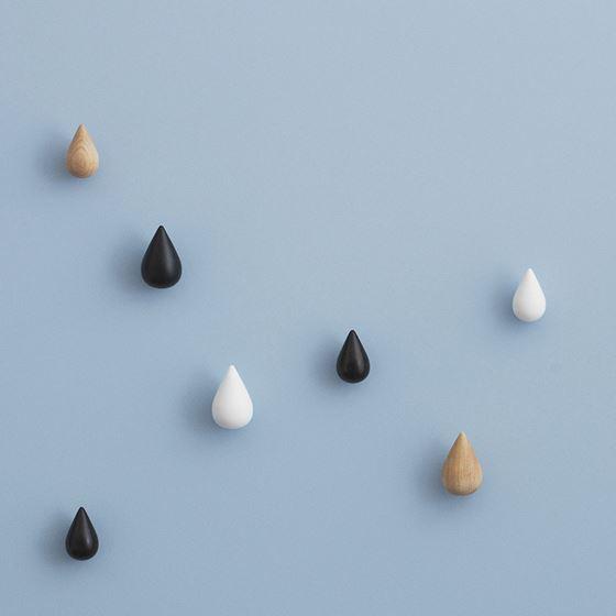 Dropit Hooks Small - Black