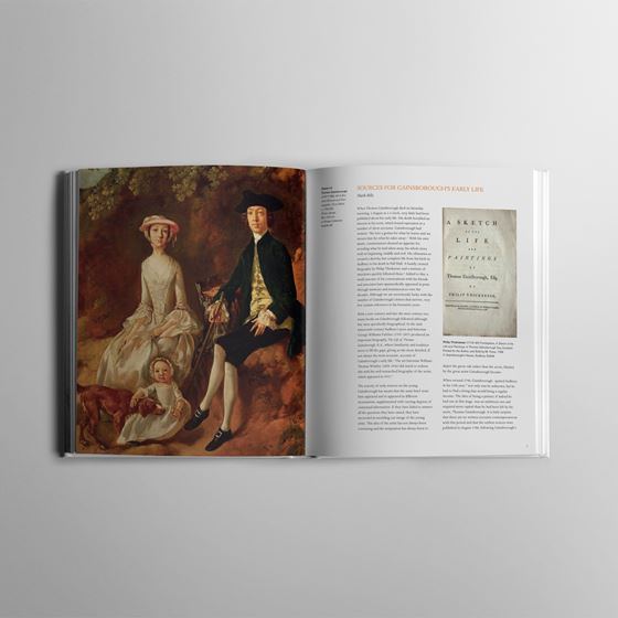 Early Gainsborough: `From the obscurity of a Country Town` - Paperback