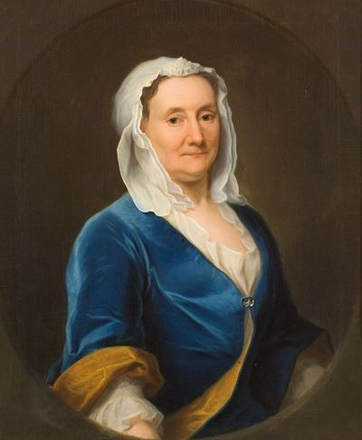 Lady Gooch, Wife of Sir Thomas Gooch, Bt, Bishop of Norwich and Master of Gonville and Caius College