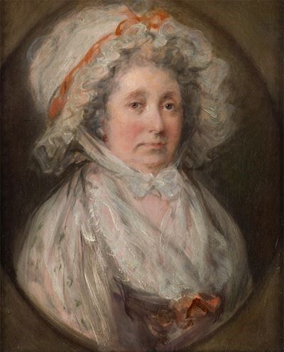 Mrs Thomas Gainsborough (1728–1797)