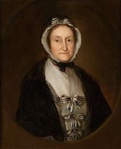 Lucy James, Mrs Thomas Audley (1705–1774)