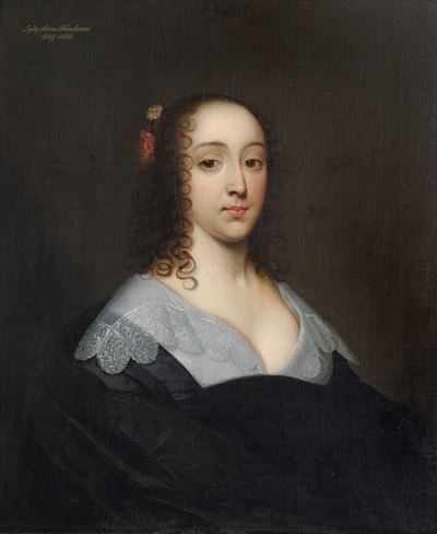 Ann Fanshawe (1625–1680), Wife of Sir Richard Fanshawe