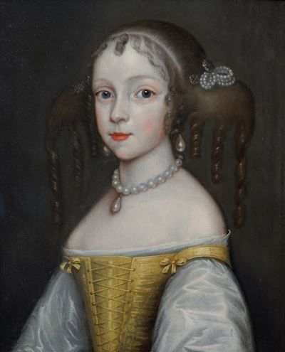 Ann Fanshawe (b.1654), Daughter of Sir Richard Fanshawe