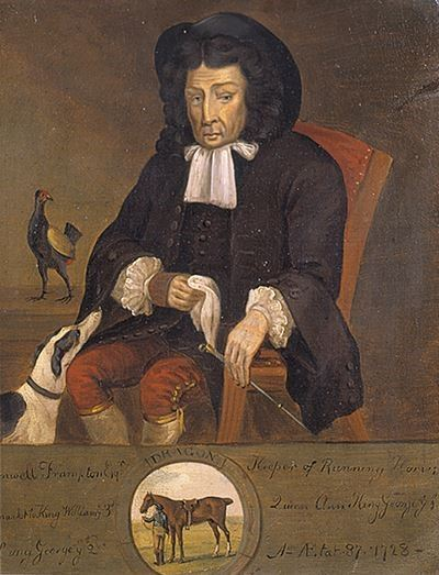 William Tregonwell Frampton (1641–1727)