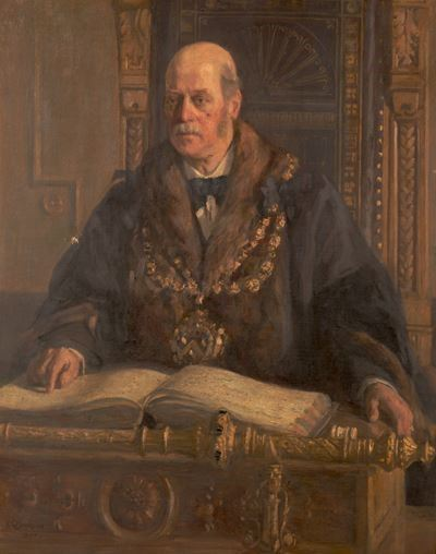 Alfred Waddington (b.1842), Mayor of Oldham (1897–1898)