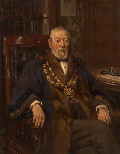 Abraham Crompton, Mayor of Oldham (1871–1872)