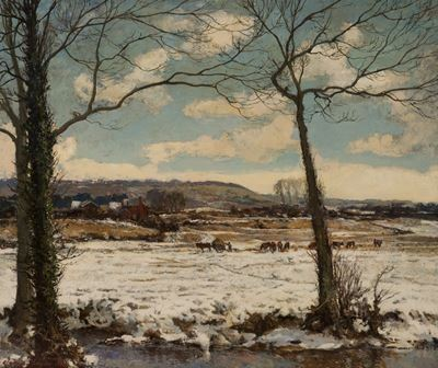 The Frozen Meadow, Winter 1929