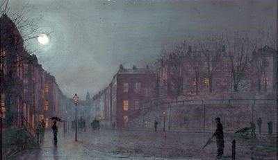 A View of Hampstead, London