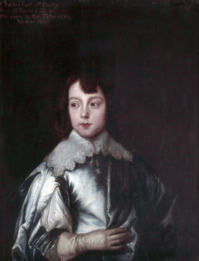 Charles Stanley (1628–1672), 8th Earl of Derby
