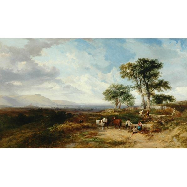 Landscape near Pulborough, Sussex