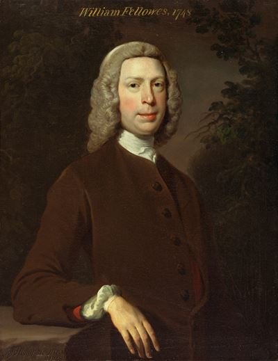 William Fellowes (1706–1775)