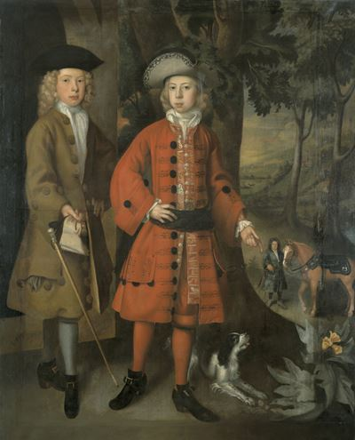 Sir Charles Kemeys (1688–1734), and William Morgan