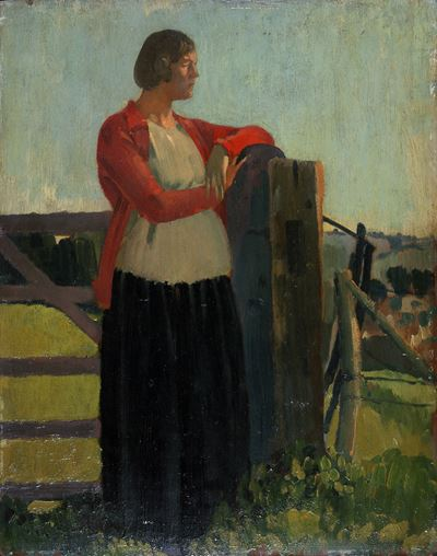 Lyndra, Sunset, Aldbourne