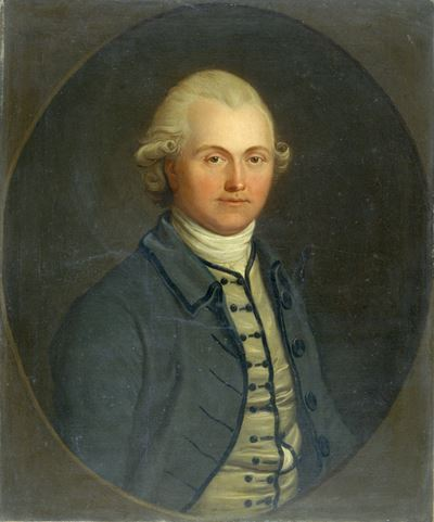 Reverend Edward Hughes (1738–1815), of Kimmel and Llysdulas