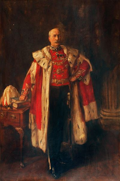 Sir Robert Cranston (1843–1923), KCVO, VD, Lord Provost of Edinburgh (1903–1906)