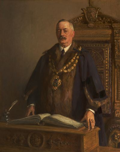 Thomas Bolton, Mayor of Oldham (1908–1909)