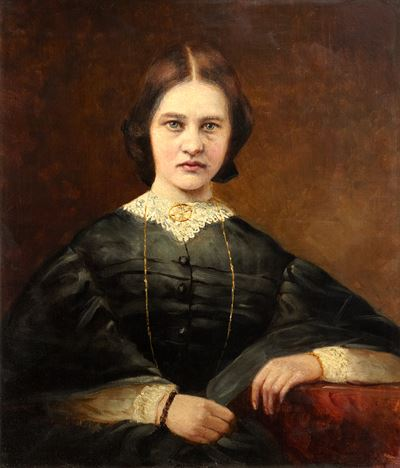 Portrait of an Unknown Girl