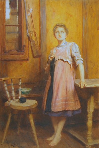 The Poacher's Daughter, 1909