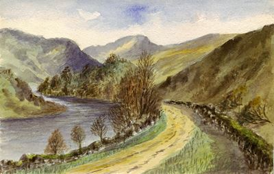 Pass of Leny, Callander
