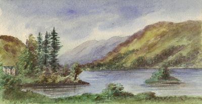 Stronvar and Loch Voil