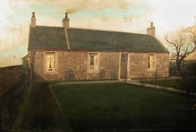 Cottage at Cambusbarron