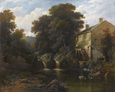 Mill on the Aray, Argyllshire