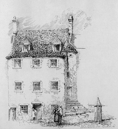 The Forresters' House, Broad Street