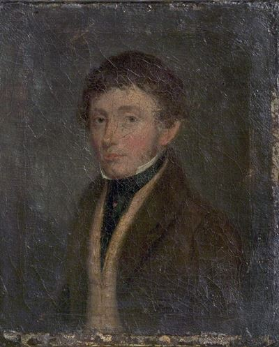 Portrait of a Member of the Donor's Family (Hodges)