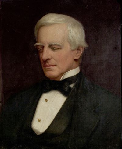 The Right Honourable Robert Lowe (1811–1892), Viscount Sherbrook