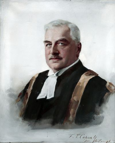 John George Adami (1862–1926), CBE, MD, FRS, Vice-Chancellor of the University of Liverpool, (1919–1