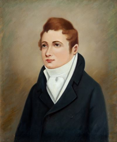Thomas Seaver of Heath Hall, County Armagh (1789–1848)